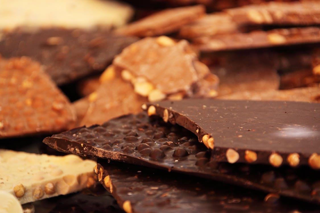 chocolade plaatje